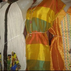 Handcrafted Traditional Habesha Dresses